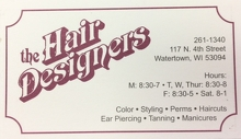 Hair Designers, LLC Logo