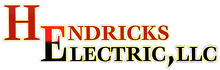 Hendricks Electric LLC Logo