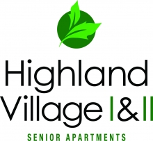 Highland Village I and II Senior Apartments Logo