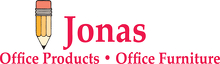 Jonas Office Products Logo