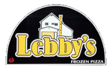 Lebby's Frozen Pizza LLC Logo
