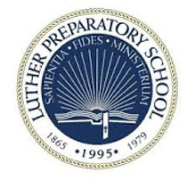 Luther Preparatory High School Logo