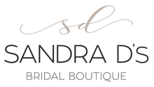 Sandra D's Bridal Boutique Logo