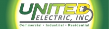 United Electric Inc Logo
