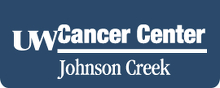 UW Cancer Center Johnson Creek Logo