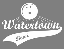 Watertown Bowl 18 Logo