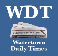 Watertown Daily Times Logo