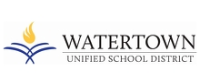 Watertown Unified School District (WUSD) Logo