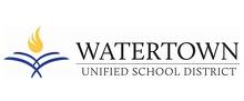 Watertown Unified School District (WUSD) Logo
