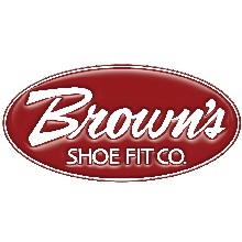 Brown's Shoe Fit Company Logo