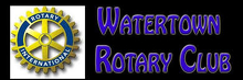 Watertown Rotary Logo