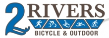 2 Rivers Bicycle & Outdoor Logo