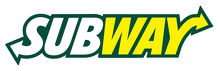 Subway - Memorial Drive Logo