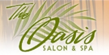 The Oasis Salon & Spa Logo
