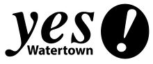 YES! Watertown Logo