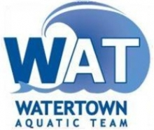 Watertown Aquatic Team  Logo