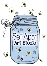 Set Apart Art Logo