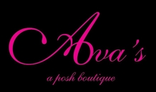 Ava's (a posh boutique) Logo