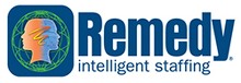 Remedy Intelligent Staffing Logo