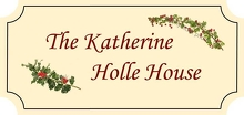 The Katherine Holle House Logo