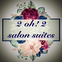 2 oh! 2 Salon Suites Logo