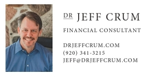 Dr. Jeff Crum Financial Consultant Logo