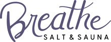 Breathe Salt & Sauna Logo