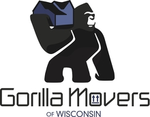 Gorilla Movers of Wisconsin Logo