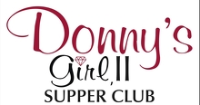 Donny's Girl Supper Club Logo