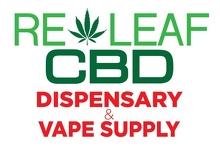 Releaf CBD Dispensary  Logo