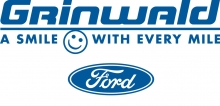Grinwald Ford, Inc. Logo