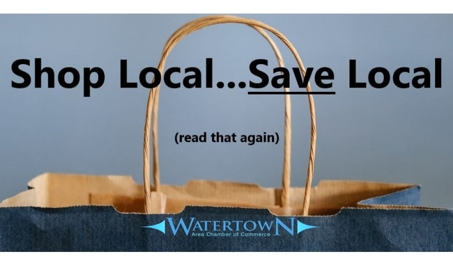 Shop Local, Save Local